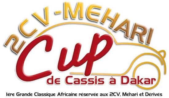 Rallye 2 cv mehari Cup en Afrique
