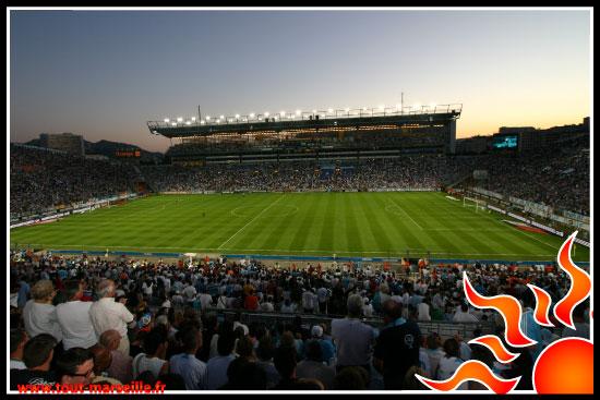 Le calendrier Ligue 1 Orange de l'OM en 2008