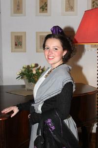 Caroline Serre est la 20 ième reine d'Arles