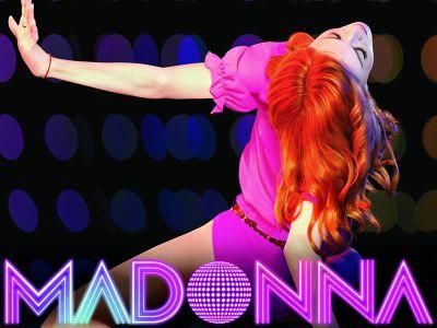 Madonna sera en concert à Nice en aout 2008