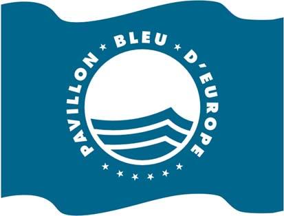 Les pavillons bleus des ports de plaisance en Provence