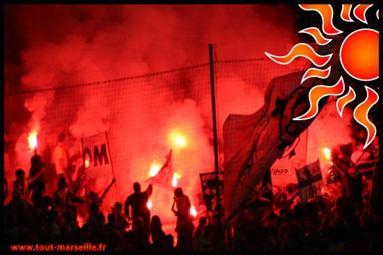 Stade velodrome de l'om à Marseille
