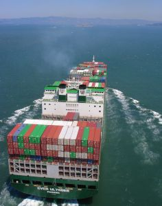 container à Marseille