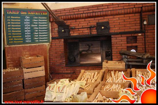 Le Four des navettes est la plus anciennes boulangerie de Marseille