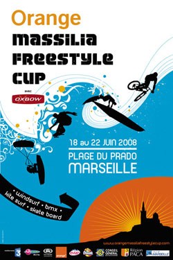 Orange Massilia Freestyle Cup à Marseille