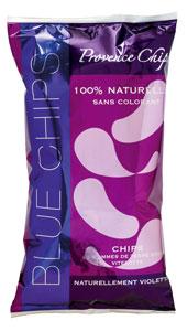 chips bleues vitelotte