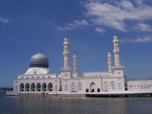 Grande mosquee de Marseille