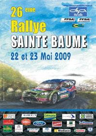 Rallye de la Sainte Baume 2009