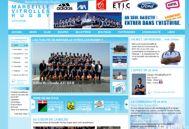 Marseille rugby
