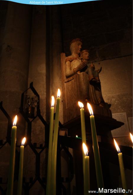 cierge vierge