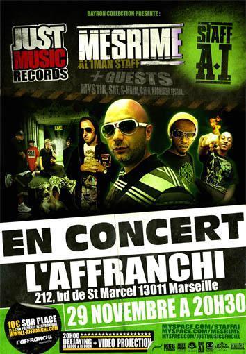 concert mesrine