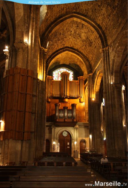 orgues saint victor