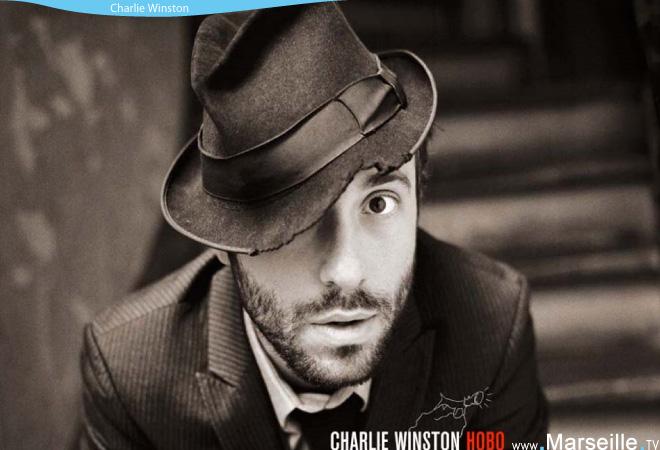 charlie winston en concert à Marseille