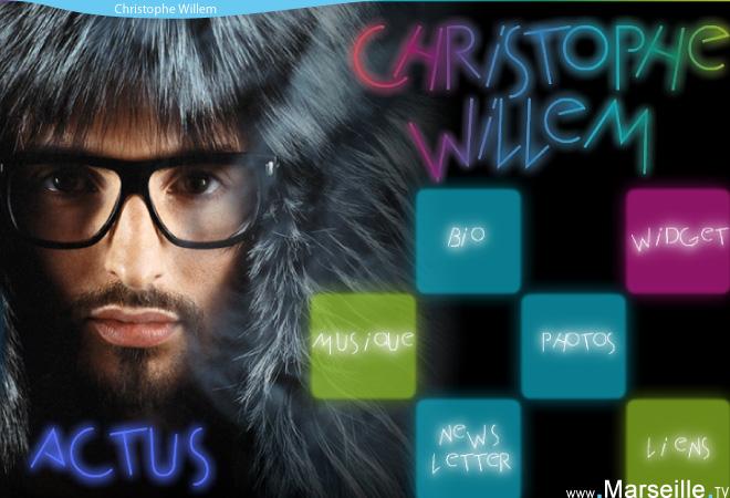 chritophe willem