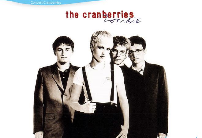 concert cranberries marseille