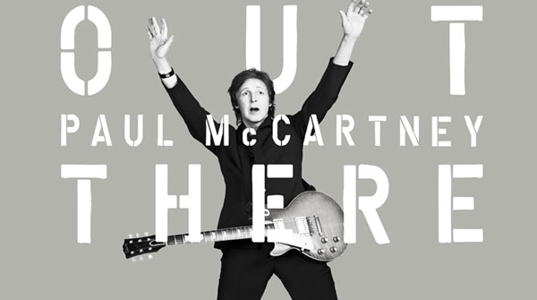 Places pour Paul McCartney Vélodrome juin 2015