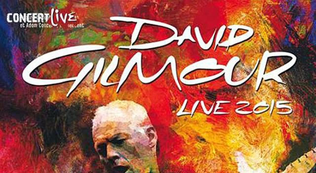Places David Gilmour Orange