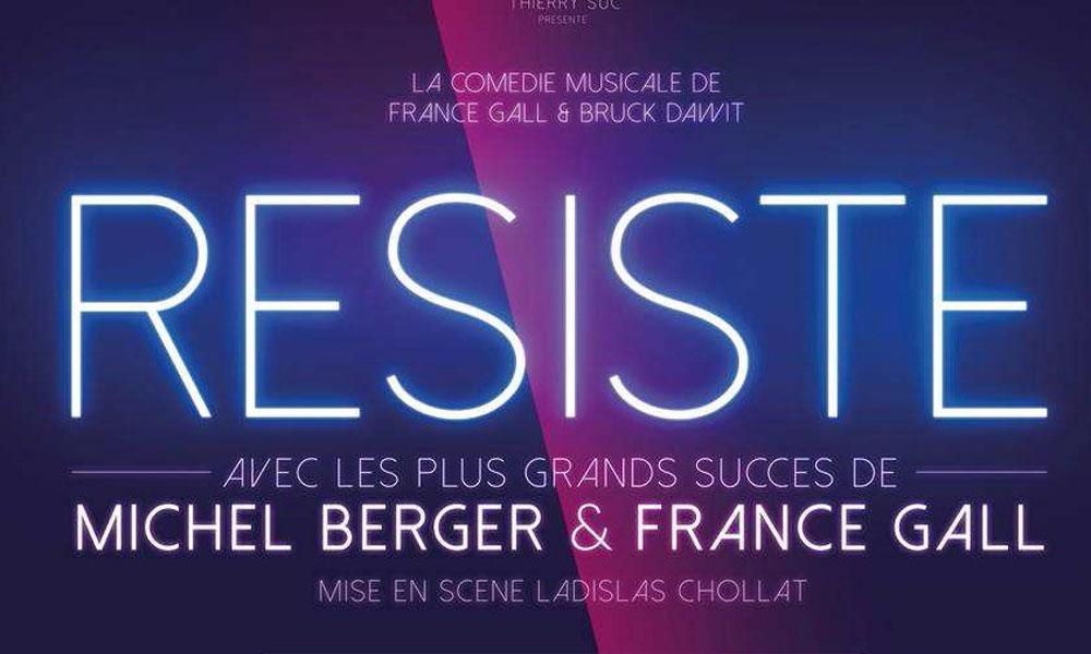 Concert et places pour Résiste à Marseille