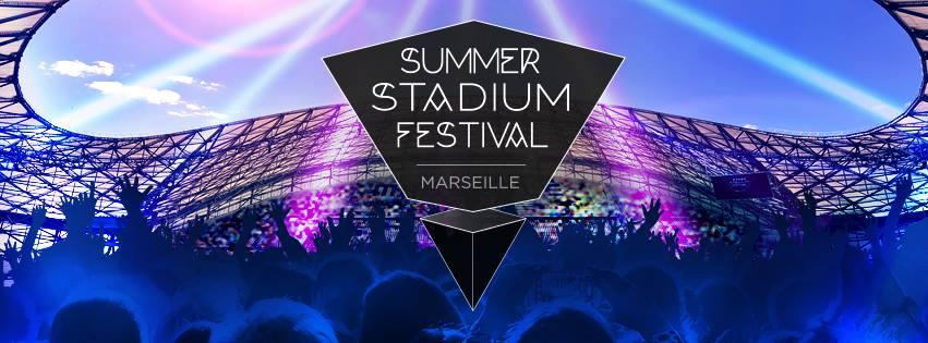 Summer Stadium Festival au Nouveau Vélodrome