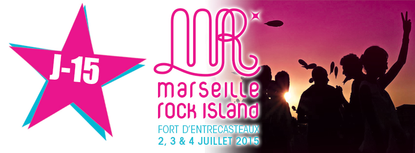 Marseille Rockisland Festival 2015