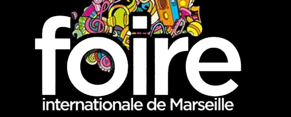 Places et Plan Foire de Marseille 2015