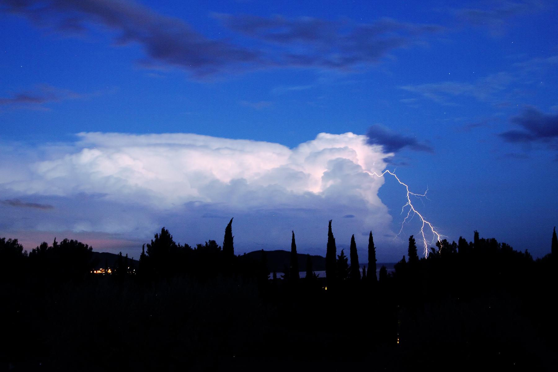Photos / vidéos orage du 23 Août