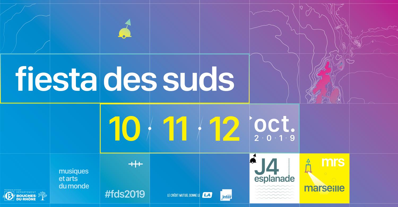 Fiesta des Suds 2019