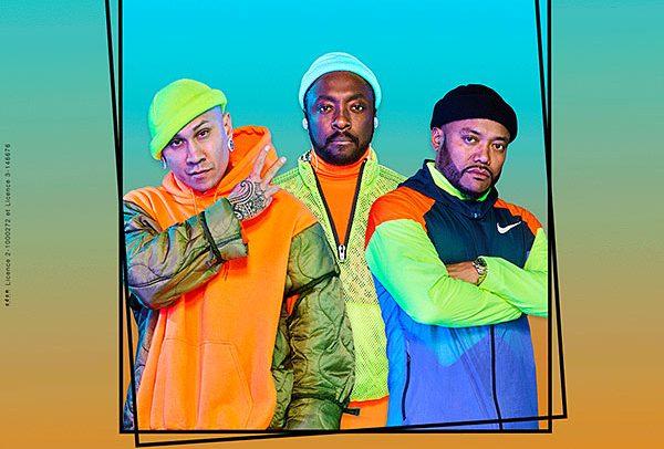 Black Eyed Peas au Festival de Nimes 2020
