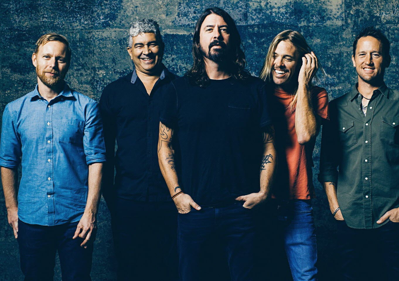 Foo Fighters au festival de Nîmes: info et places