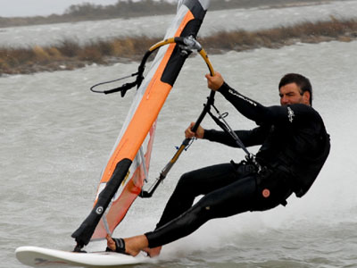 Antoine Albeau record du monde