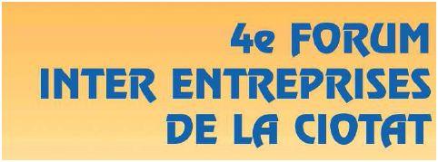 Forum entreprise de La Ciotat