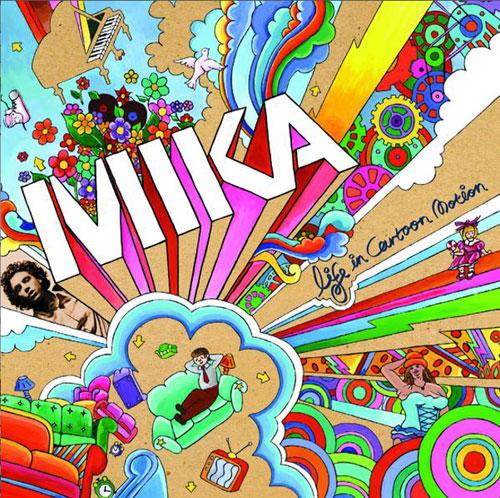 Concert de Mika à Nîmes