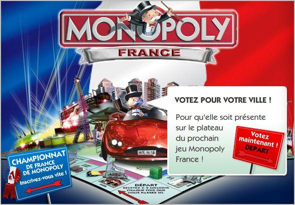 Marseille au Monopoly France