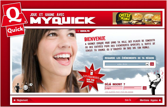 Jeu Myquick
