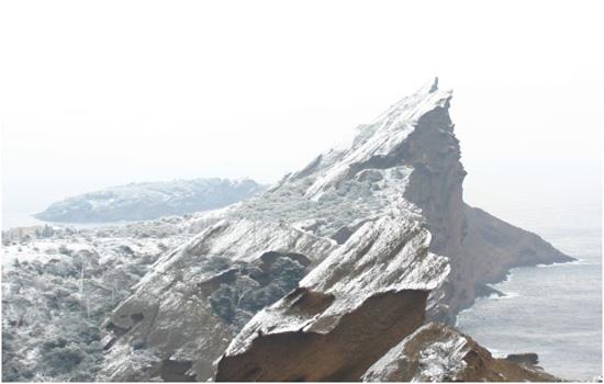Neige à La CIotat