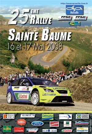Rally de la Sainte Baume