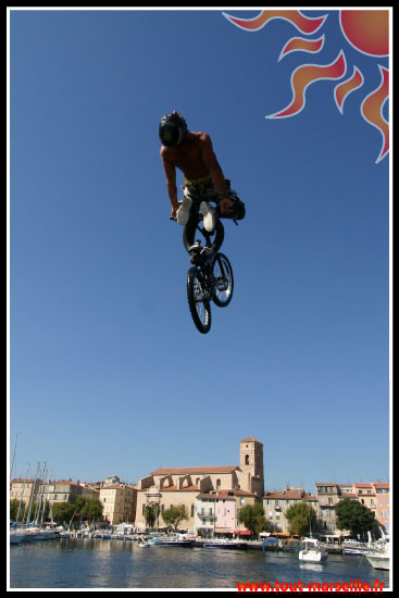 BMX Summer Session � La Ciotat
