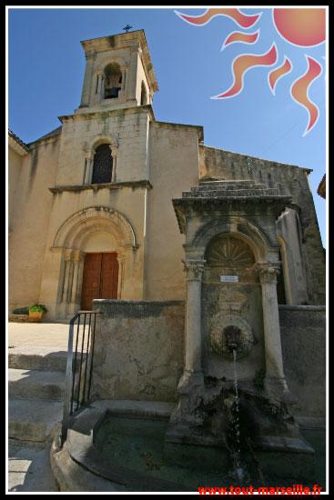 Eglise de Lourmarin