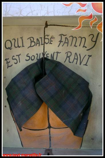 Baiser Fanny