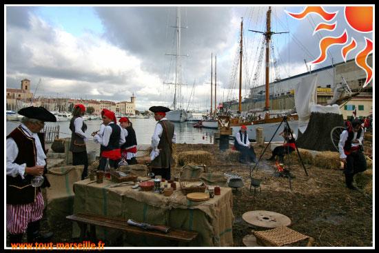 Pirates en 1720